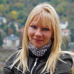 Gästeführerin Olga Speck